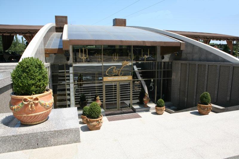 Система вентиляции в Ресторане Coast