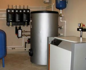 Автономное горячее водоснабжение