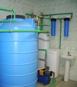 Ёмкость для запаса воды