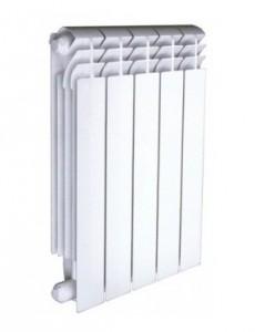 Биметеллический радиатор