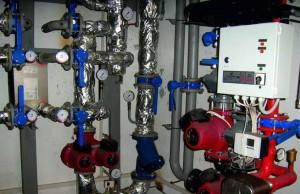 Управление системой теплоснабжения